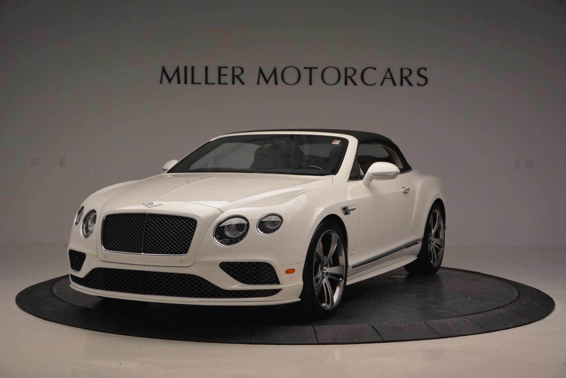 New 2017 Bentley Continental GT Speed Convertible  | Greenwich, CT