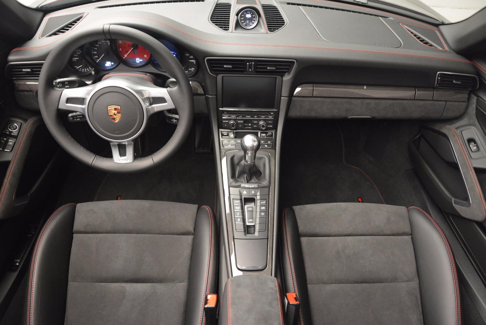 Used 2016 Porsche 911 Targa 4 GTS | Greenwich, CT
