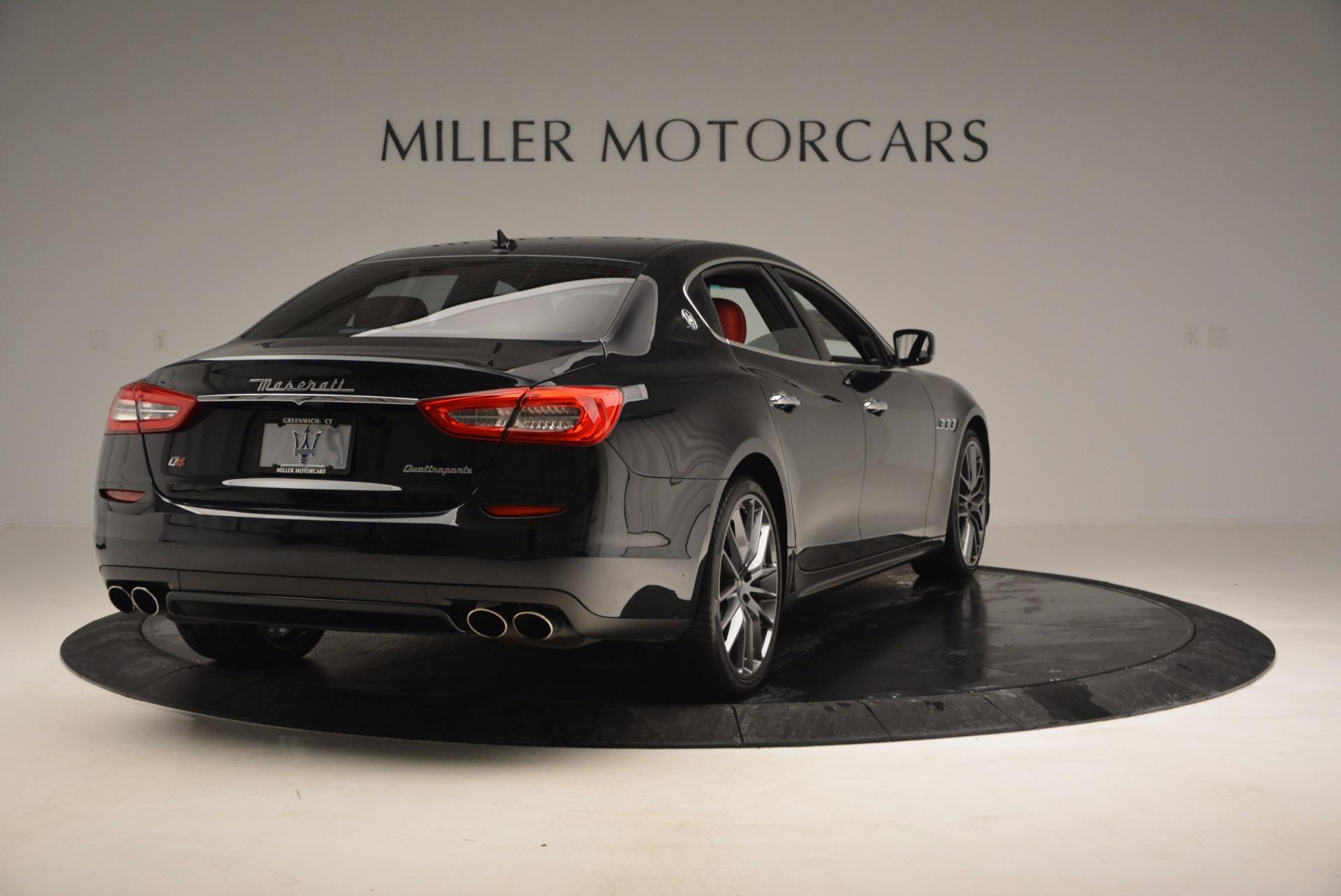 Used 2015 Maserati Quattroporte S Q4   Greenwich, CT