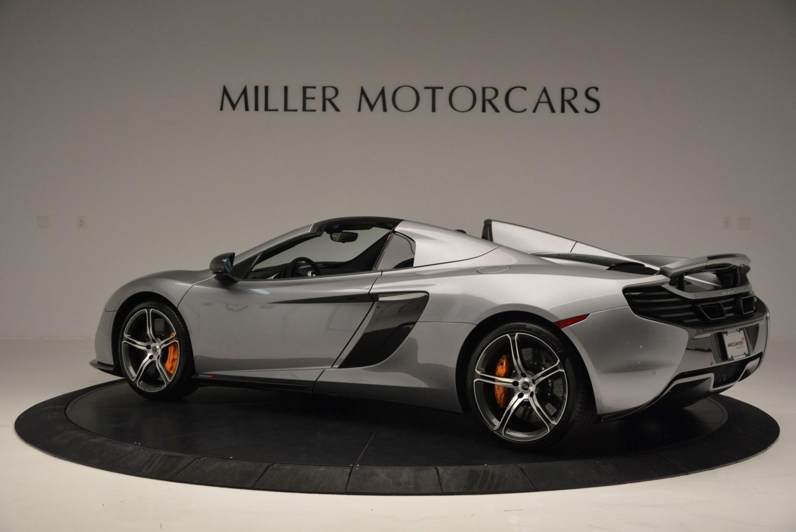 Used 2016 McLaren 650S Convertible | Greenwich, CT