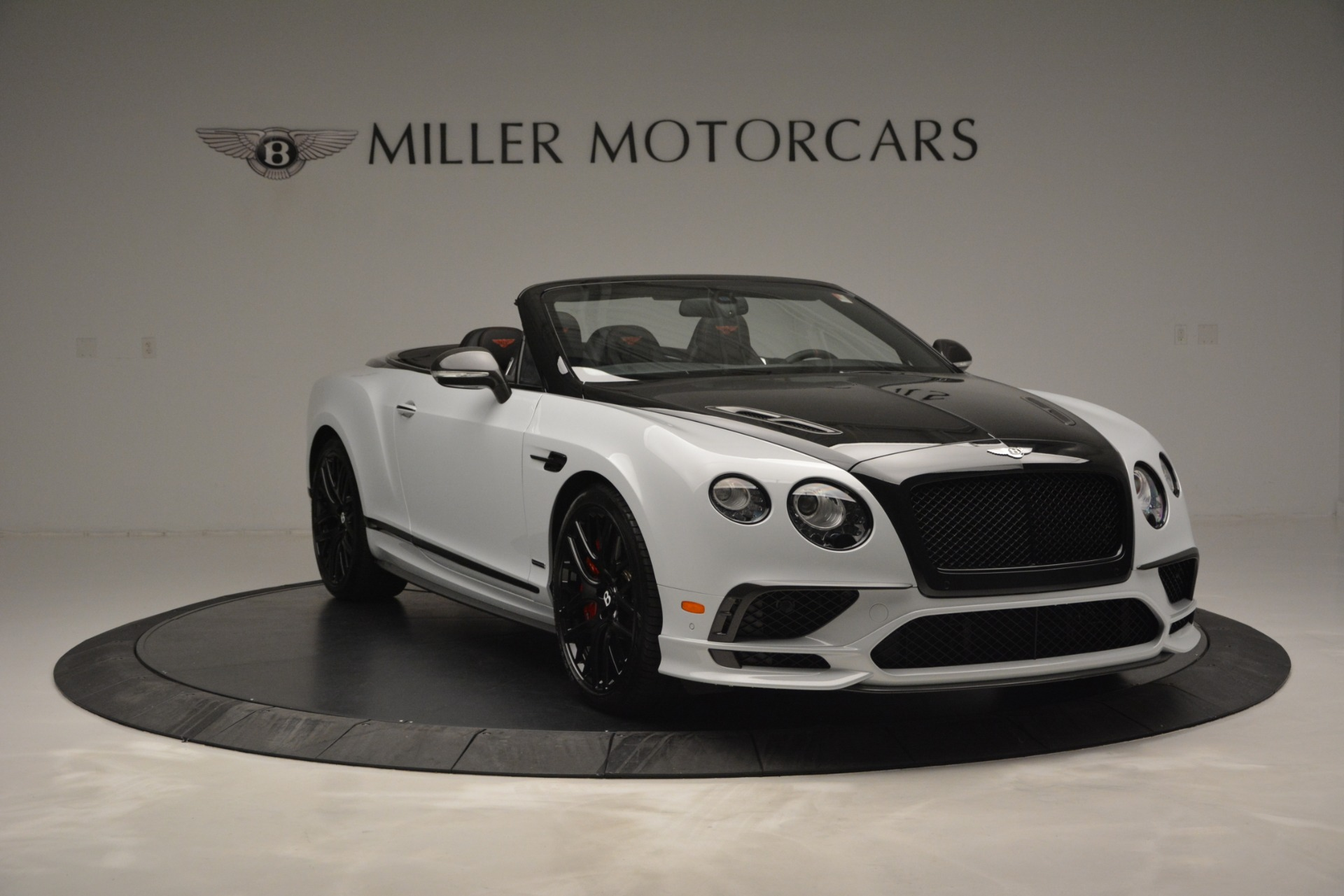 New 2018 Bentley Continental GT Supersports Convertible   Greenwich, CT