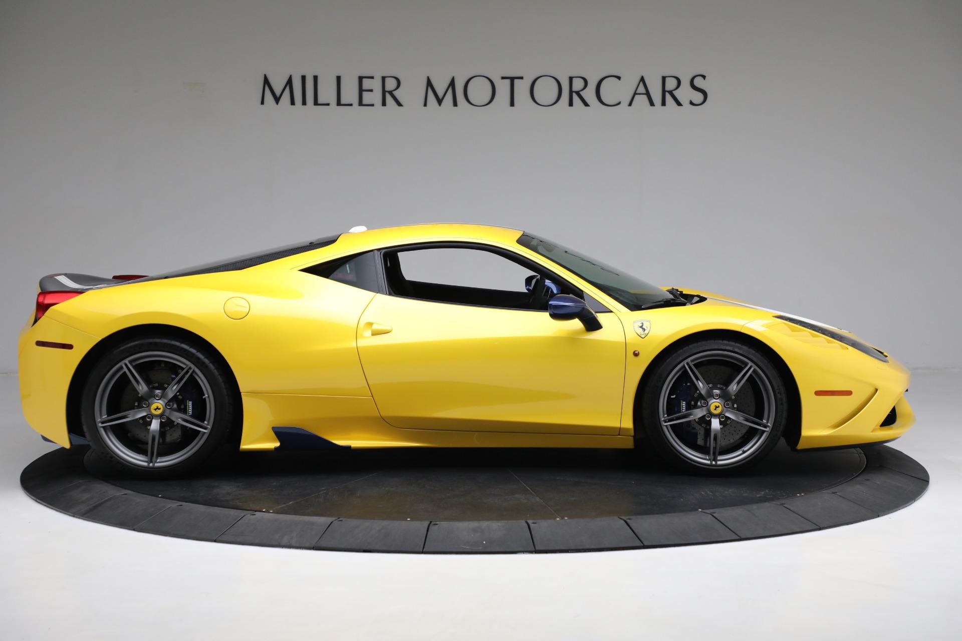 Used 2015 Ferrari 458 Speciale  | Greenwich, CT