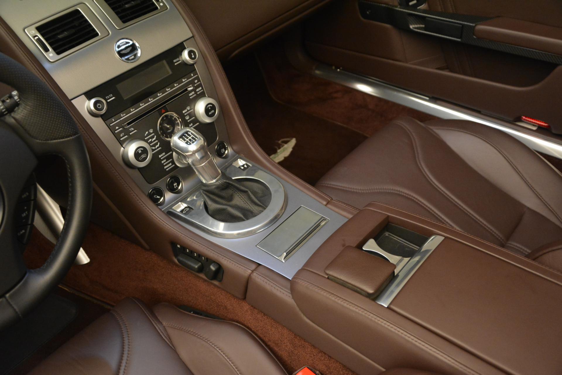 Used 2010 Aston Martin DBS Volante | Greenwich, CT