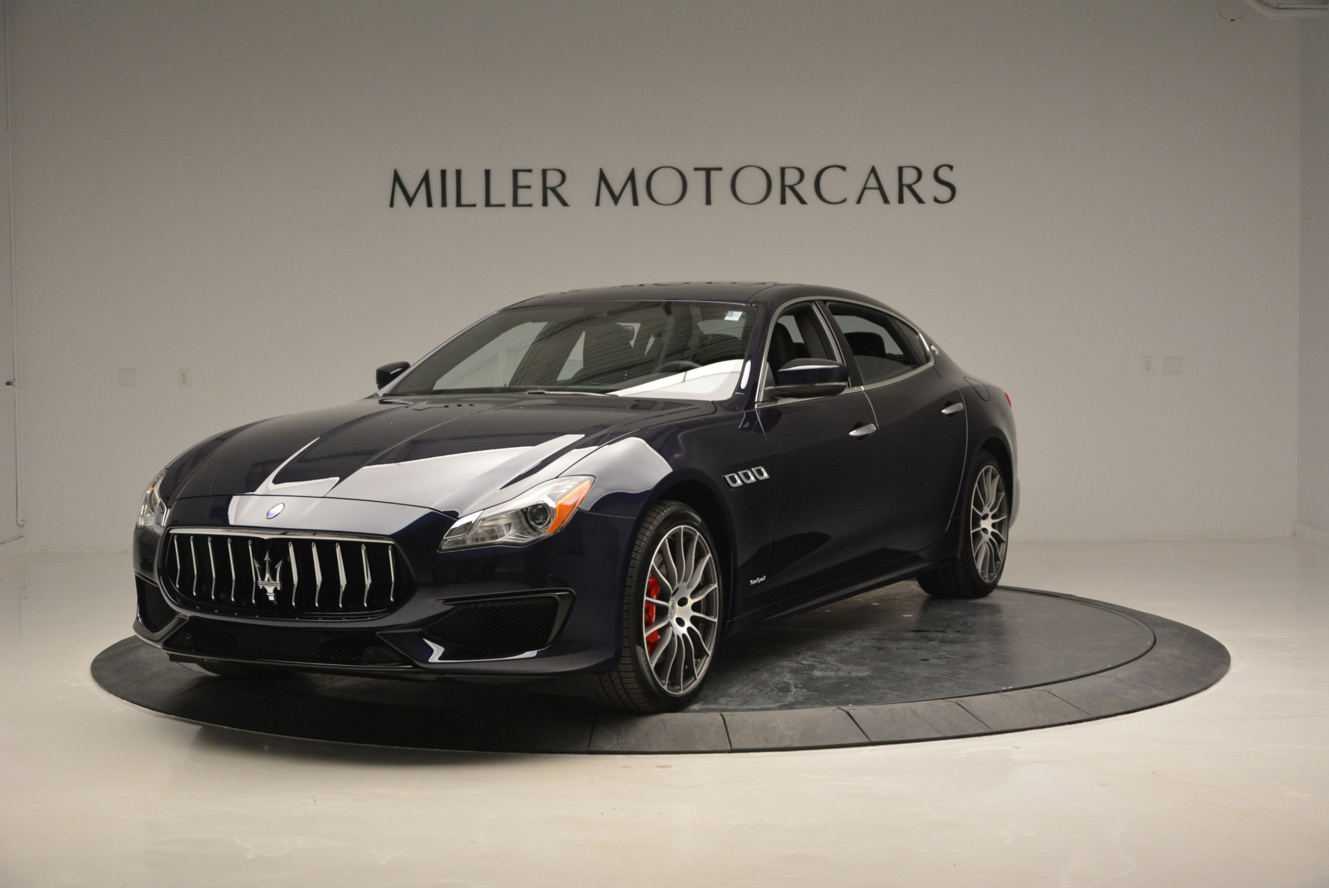 New 2017 Maserati Quattroporte S Q4 Gransport Greenwich Ct