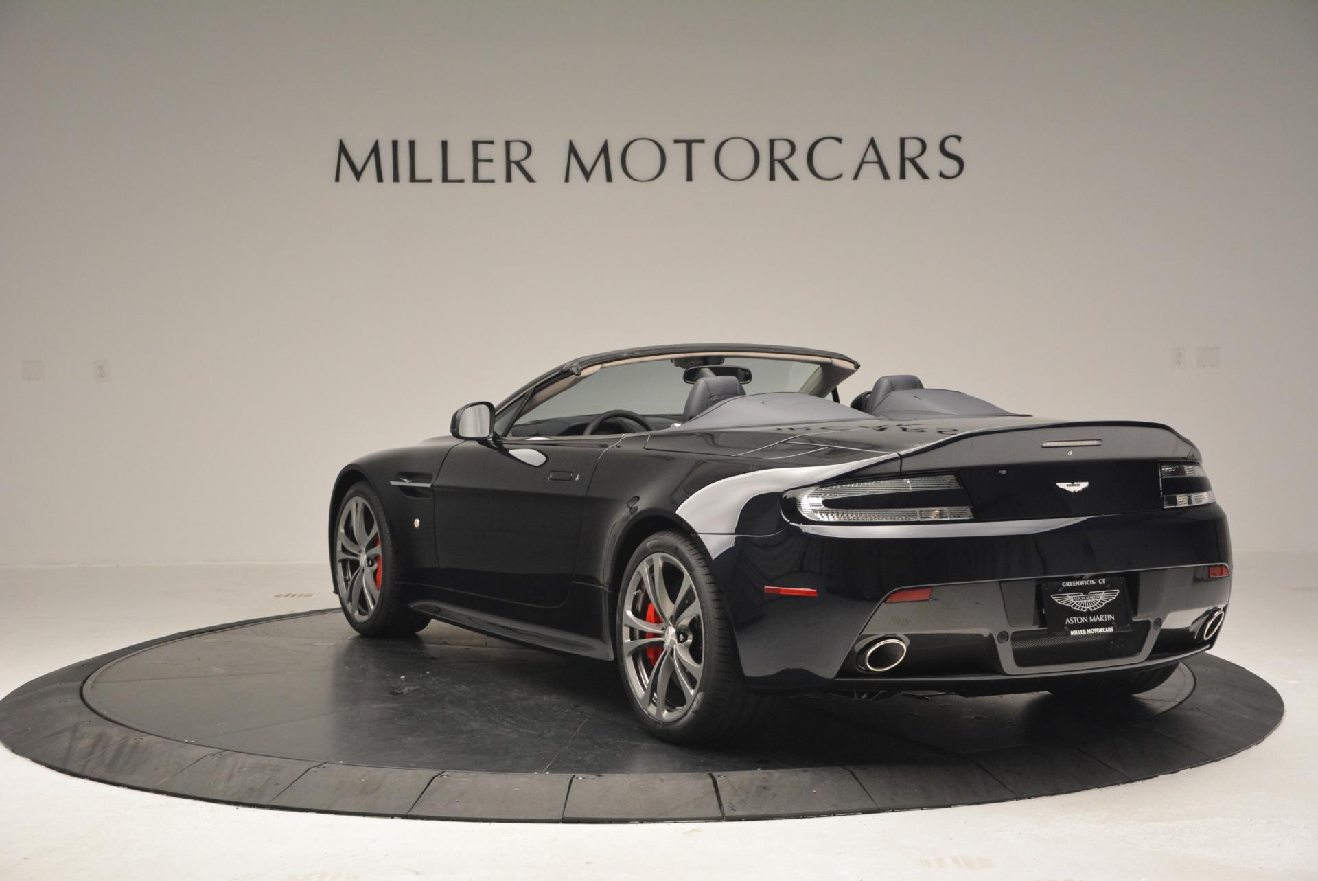 Used 2016 Aston Martin V12 Vantage S Convertible | Greenwich, CT