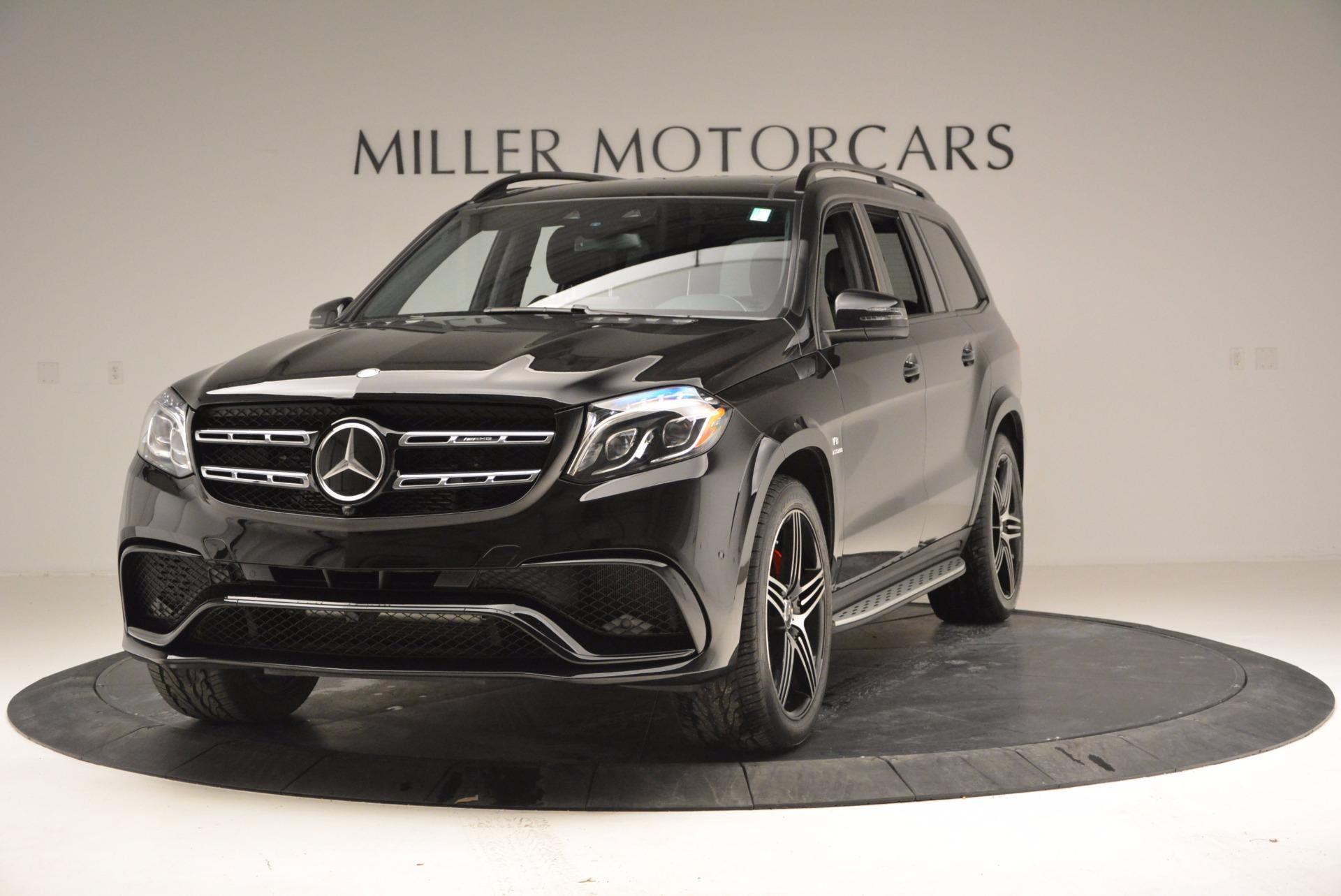 Used 2017 Mercedes Benz Gls 63 Amg Greenwich Ct