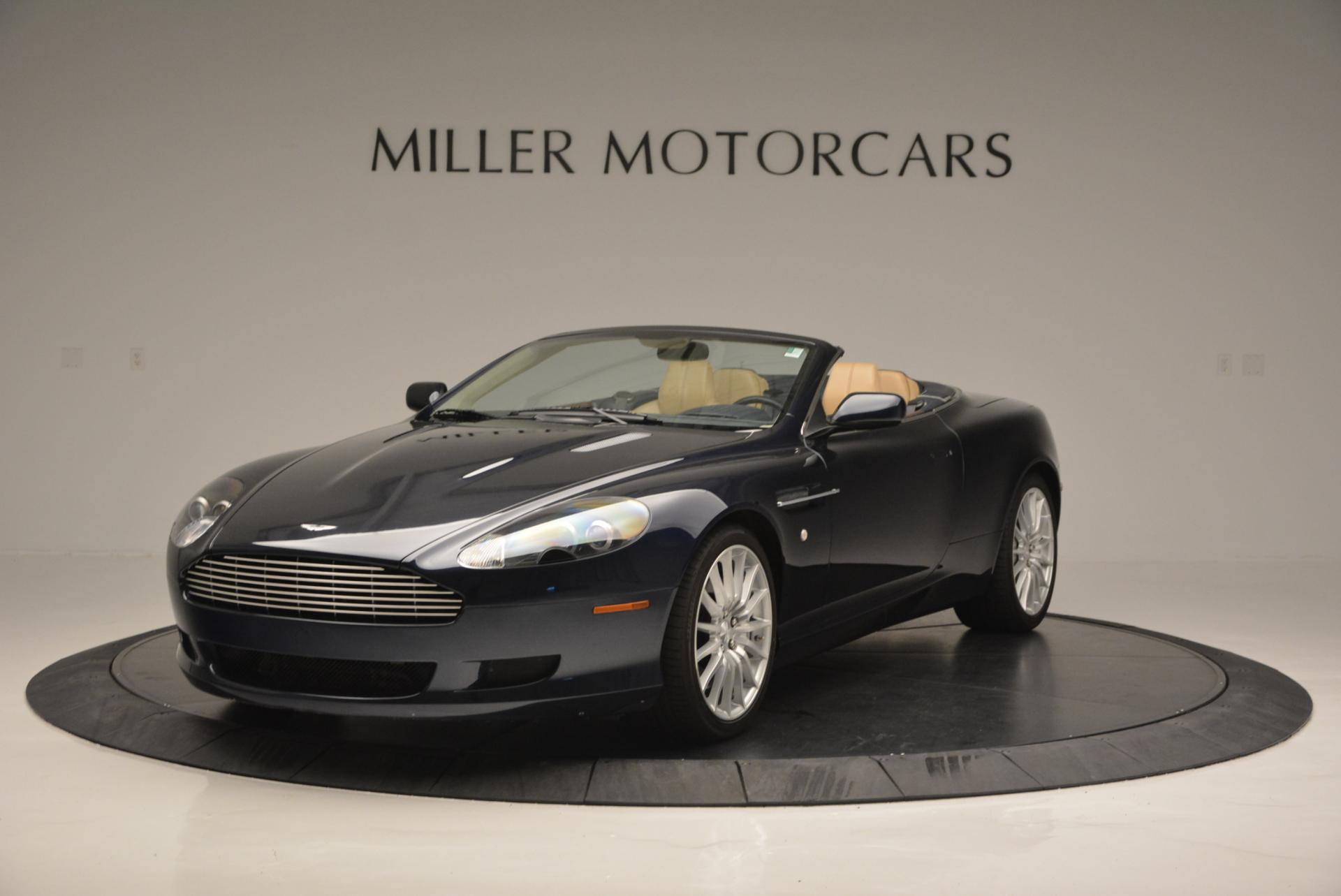 used 2007 aston martin db9 volante greenwich ct. Black Bedroom Furniture Sets. Home Design Ideas
