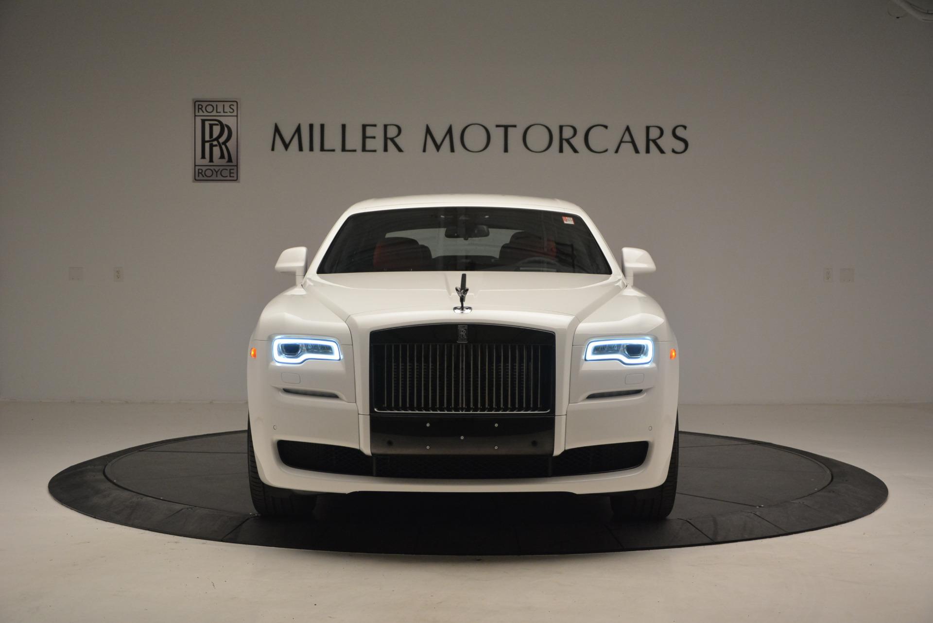 New 2017 Rolls-Royce Ghost Black Badge | Greenwich, CT