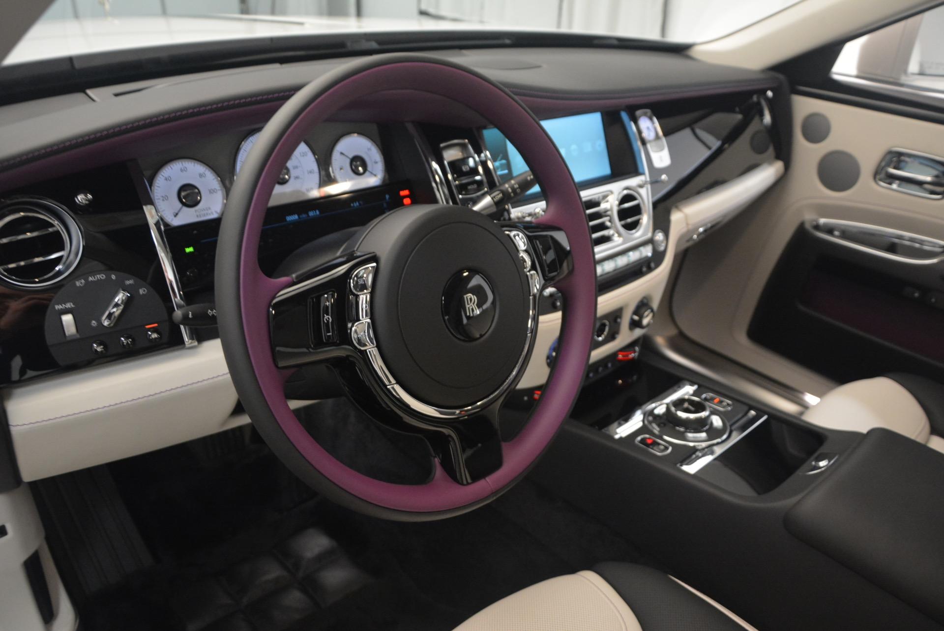 Used 2017 Rolls-Royce Ghost    Greenwich, CT
