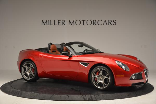 Used 2009 Alfa Romeo 8C Competizione Spider for sale $353,900 at Rolls-Royce Motor Cars Greenwich in Greenwich CT 06830 10