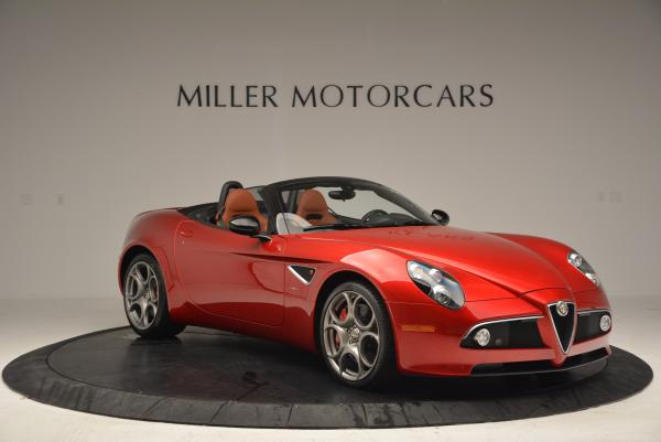 Used 2009 Alfa Romeo 8C Competizione Spider for sale $353,900 at Rolls-Royce Motor Cars Greenwich in Greenwich CT 06830 11
