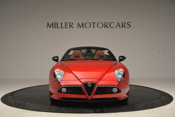 Used 2009 Alfa Romeo 8C Competizione Spider for sale $353,900 at Rolls-Royce Motor Cars Greenwich in Greenwich CT 06830 12