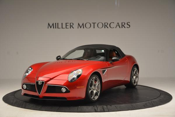 Used 2009 Alfa Romeo 8C Competizione Spider for sale $353,900 at Rolls-Royce Motor Cars Greenwich in Greenwich CT 06830 13