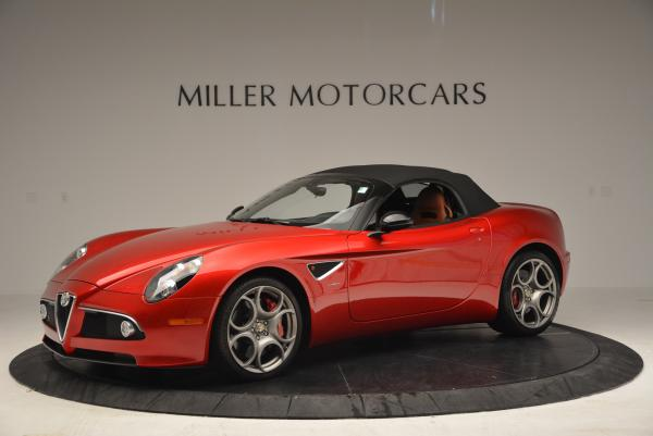 Used 2009 Alfa Romeo 8C Competizione Spider for sale $353,900 at Rolls-Royce Motor Cars Greenwich in Greenwich CT 06830 14