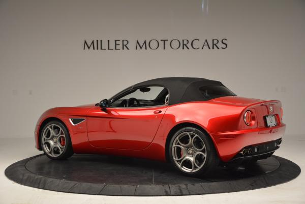 Used 2009 Alfa Romeo 8C Competizione Spider for sale $353,900 at Rolls-Royce Motor Cars Greenwich in Greenwich CT 06830 16
