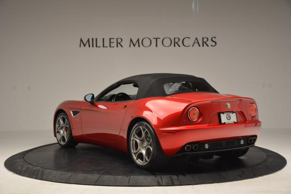 Used 2009 Alfa Romeo 8C Competizione Spider for sale $353,900 at Rolls-Royce Motor Cars Greenwich in Greenwich CT 06830 17