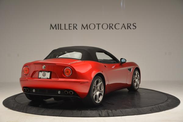 Used 2009 Alfa Romeo 8C Competizione Spider for sale $353,900 at Rolls-Royce Motor Cars Greenwich in Greenwich CT 06830 19