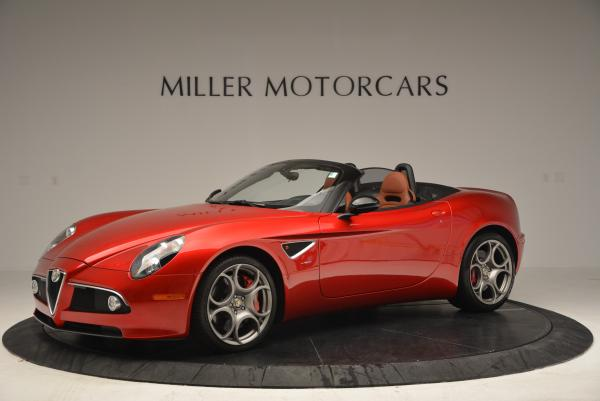 Used 2009 Alfa Romeo 8C Competizione Spider for sale $353,900 at Rolls-Royce Motor Cars Greenwich in Greenwich CT 06830 2