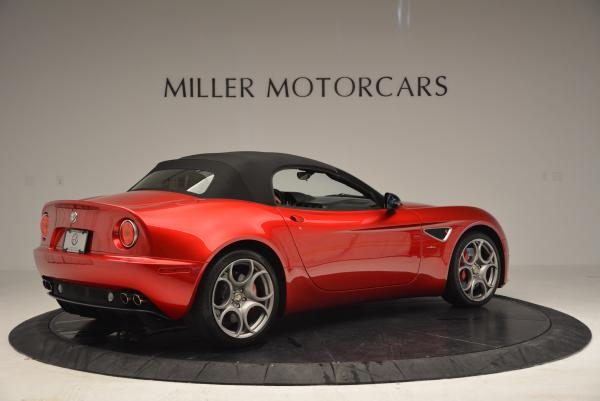 Used 2009 Alfa Romeo 8C Competizione Spider for sale $353,900 at Rolls-Royce Motor Cars Greenwich in Greenwich CT 06830 20