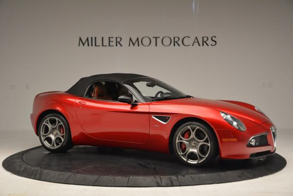 Used 2009 Alfa Romeo 8C Competizione Spider for sale $353,900 at Rolls-Royce Motor Cars Greenwich in Greenwich CT 06830 22
