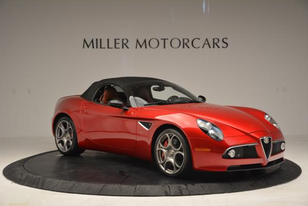 Used 2009 Alfa Romeo 8C Competizione Spider for sale $353,900 at Rolls-Royce Motor Cars Greenwich in Greenwich CT 06830 23
