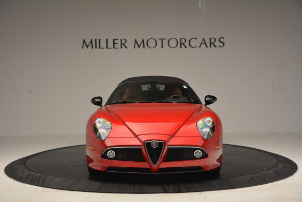 Used 2009 Alfa Romeo 8C Competizione Spider for sale $353,900 at Rolls-Royce Motor Cars Greenwich in Greenwich CT 06830 24