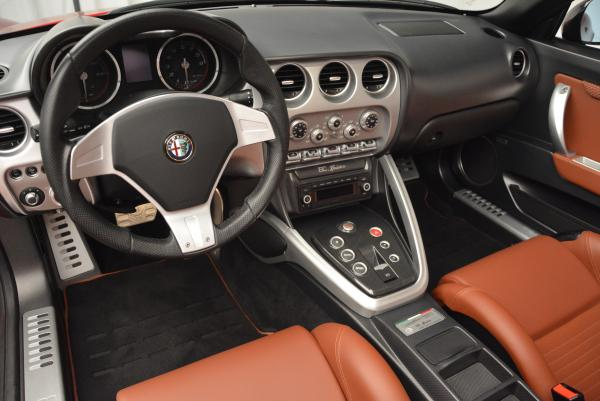 Used 2009 Alfa Romeo 8C Competizione Spider for sale $353,900 at Rolls-Royce Motor Cars Greenwich in Greenwich CT 06830 25