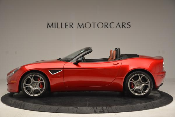 Used 2009 Alfa Romeo 8C Competizione Spider for sale $353,900 at Rolls-Royce Motor Cars Greenwich in Greenwich CT 06830 3