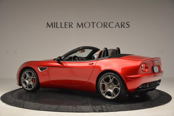 Used 2009 Alfa Romeo 8C Competizione Spider for sale $353,900 at Rolls-Royce Motor Cars Greenwich in Greenwich CT 06830 4