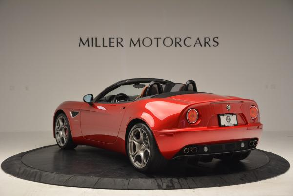 Used 2009 Alfa Romeo 8C Competizione Spider for sale $353,900 at Rolls-Royce Motor Cars Greenwich in Greenwich CT 06830 5