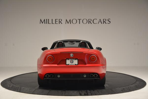 Used 2009 Alfa Romeo 8C Competizione Spider for sale $353,900 at Rolls-Royce Motor Cars Greenwich in Greenwich CT 06830 6