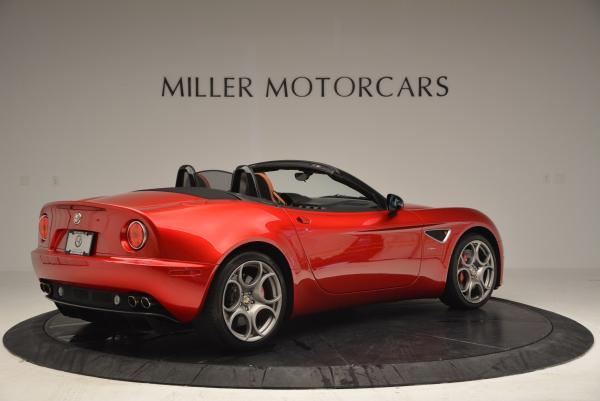 Used 2009 Alfa Romeo 8C Competizione Spider for sale $353,900 at Rolls-Royce Motor Cars Greenwich in Greenwich CT 06830 8