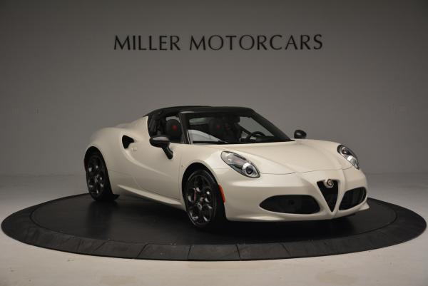 New 2015 Alfa Romeo 4C Spider for sale Sold at Rolls-Royce Motor Cars Greenwich in Greenwich CT 06830 11