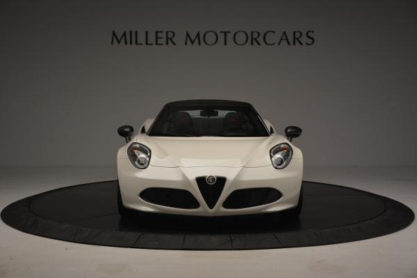 New 2015 Alfa Romeo 4C Spider for sale Sold at Rolls-Royce Motor Cars Greenwich in Greenwich CT 06830 12