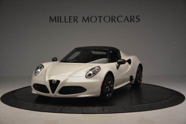 New 2015 Alfa Romeo 4C Spider for sale Sold at Rolls-Royce Motor Cars Greenwich in Greenwich CT 06830 13