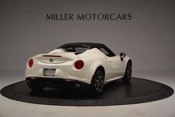 New 2015 Alfa Romeo 4C Spider for sale Sold at Rolls-Royce Motor Cars Greenwich in Greenwich CT 06830 19