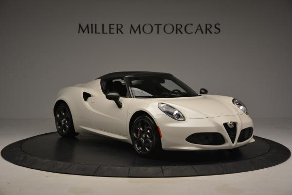 New 2015 Alfa Romeo 4C Spider for sale Sold at Rolls-Royce Motor Cars Greenwich in Greenwich CT 06830 23