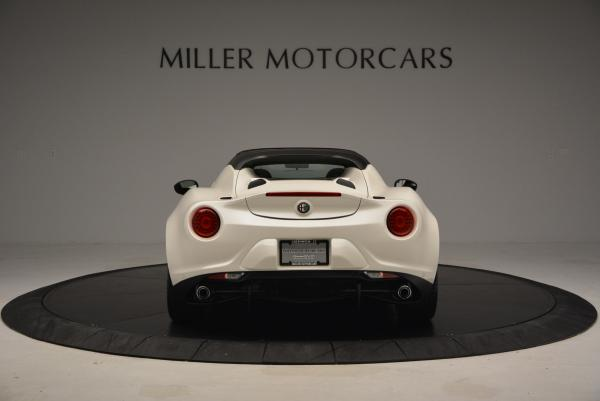New 2015 Alfa Romeo 4C Spider for sale Sold at Rolls-Royce Motor Cars Greenwich in Greenwich CT 06830 6