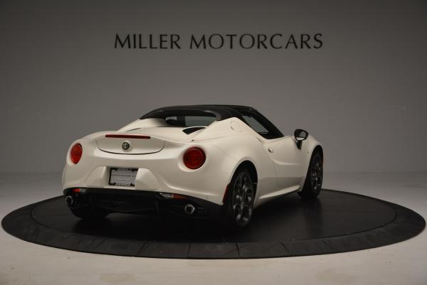 New 2015 Alfa Romeo 4C Spider for sale Sold at Rolls-Royce Motor Cars Greenwich in Greenwich CT 06830 7