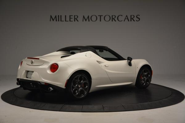 New 2015 Alfa Romeo 4C Spider for sale Sold at Rolls-Royce Motor Cars Greenwich in Greenwich CT 06830 8