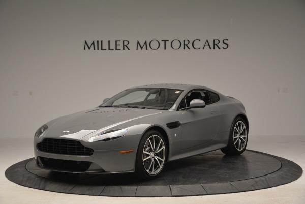 New 2016 Aston Martin Vantage GT for sale Sold at Rolls-Royce Motor Cars Greenwich in Greenwich CT 06830 2