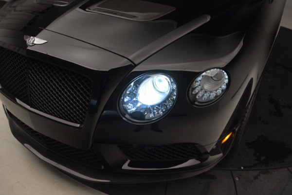 Used 2015 Bentley Continental GT GT3-R for sale Sold at Rolls-Royce Motor Cars Greenwich in Greenwich CT 06830 19