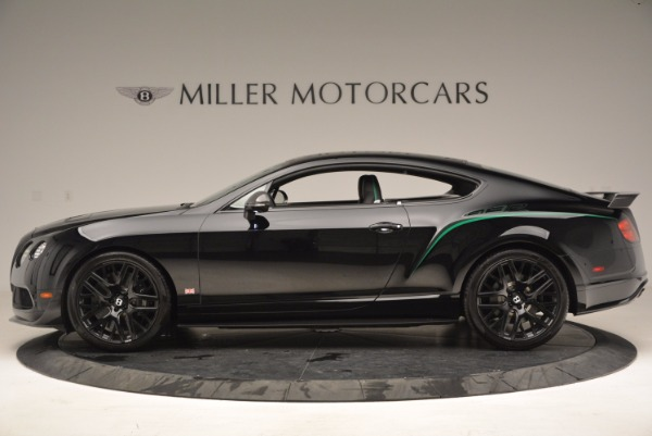 Used 2015 Bentley Continental GT GT3-R for sale Sold at Rolls-Royce Motor Cars Greenwich in Greenwich CT 06830 3