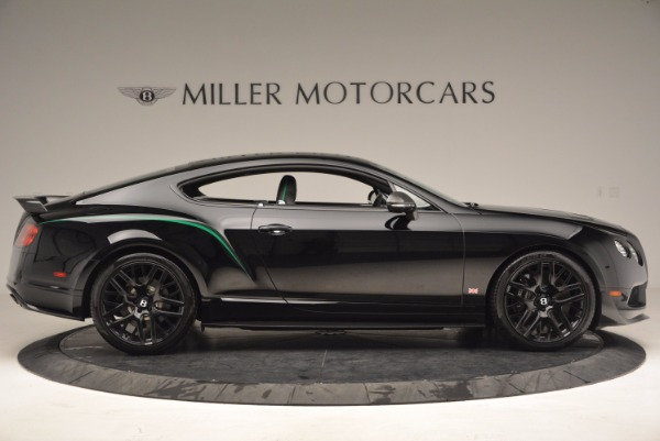 Used 2015 Bentley Continental GT GT3-R for sale Sold at Rolls-Royce Motor Cars Greenwich in Greenwich CT 06830 9