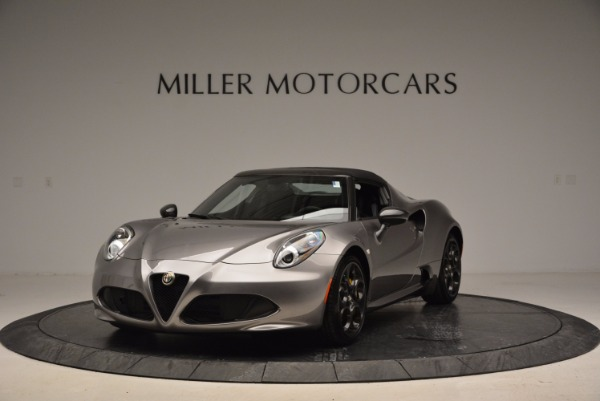 New 2016 Alfa Romeo 4C Spider for sale Sold at Rolls-Royce Motor Cars Greenwich in Greenwich CT 06830 13