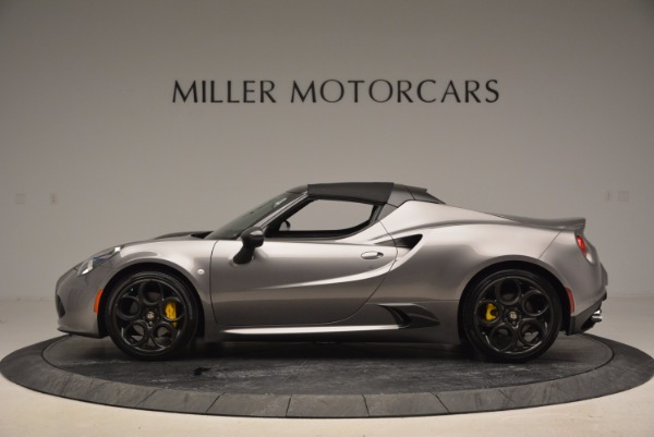 New 2016 Alfa Romeo 4C Spider for sale Sold at Rolls-Royce Motor Cars Greenwich in Greenwich CT 06830 15