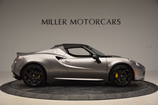 New 2016 Alfa Romeo 4C Spider for sale Sold at Rolls-Royce Motor Cars Greenwich in Greenwich CT 06830 21
