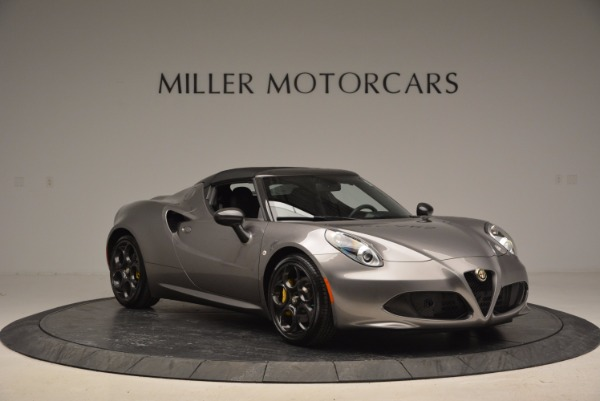 New 2016 Alfa Romeo 4C Spider for sale Sold at Rolls-Royce Motor Cars Greenwich in Greenwich CT 06830 23