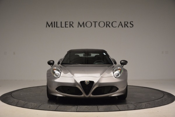 New 2016 Alfa Romeo 4C Spider for sale Sold at Rolls-Royce Motor Cars Greenwich in Greenwich CT 06830 24