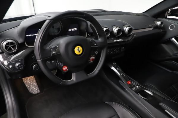 Used 2016 Ferrari F12 Berlinetta for sale Sold at Rolls-Royce Motor Cars Greenwich in Greenwich CT 06830 15